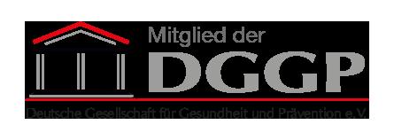 Logo der DGGP - Deutsche Gesellschaft für Gesundheit und Prävention e.V.